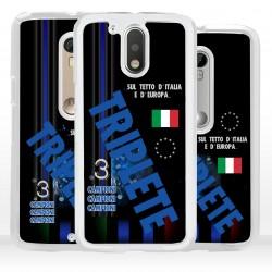 Cover Triplete nerazzurro per Motorola