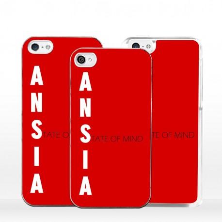 Cover ansia per iPhone