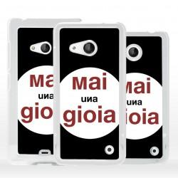 Cover mai una gioia per Microsoft Nokia Lumia