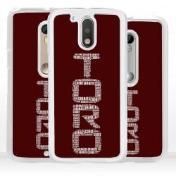 Cover toro cuore granata per Motorola