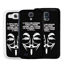 Cover per Samsung maschera Anonymous V
