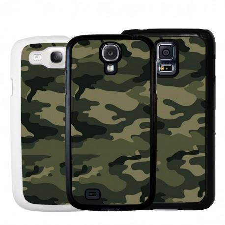 Cover per Samsung mimetico verde militare