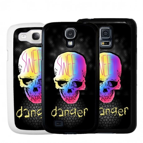 Cover per Samsung teschio sweet danger