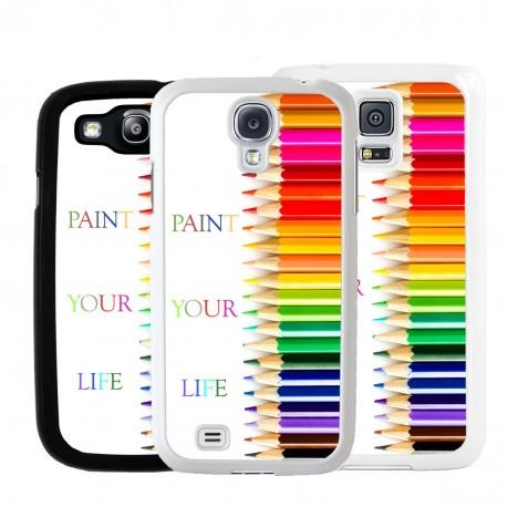 Cover per Samsung matite a colori