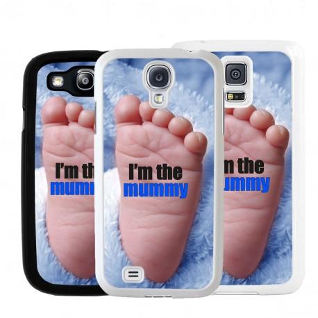Cover per Samsung regalo mamma nascita bimbo
