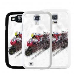 Cover motociclismo per Samsung