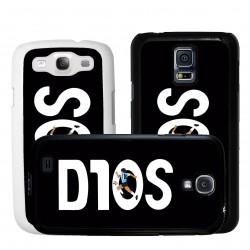 Cover D10S leggenda calcio per Samsung