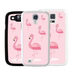 Cover fenicottero rosa per Samsung