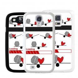 Cover bilancia dell'amore per Samsung
