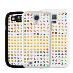 Cover emoticon faccine per Samsung