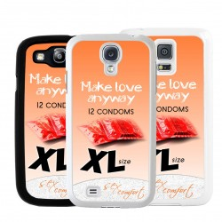 Cover pacchetto preservativi per Samsung