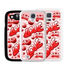 Cover love love San Valentino per Samsung