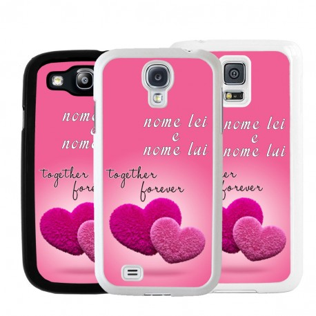 Cover personalizzata San Valentino per Samsung