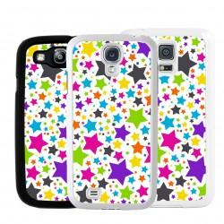 Cover per Samsung stelline multicolore
