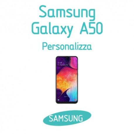 Cover Personalizzata per Samsung Galaxy A50