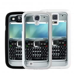 Cover per Samsung modello smartphone con tastiera