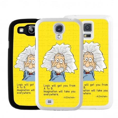 Cover per Samsung Albert Einstein