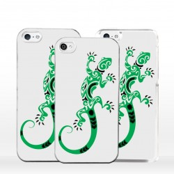 Cover geco lucertola per iPhone