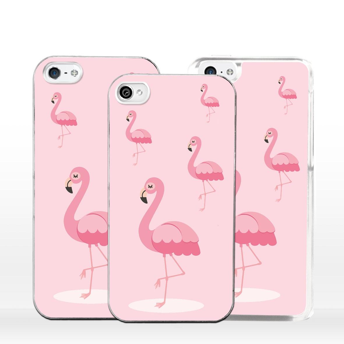 Geketto Store Cover Fenicottero Rosa Per Iphone Ebay