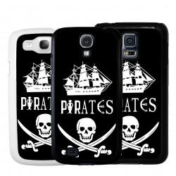 Cover bandiera Pirati per Samsung