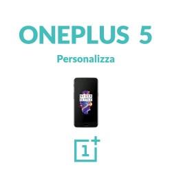 Cover Personalizzata per OnePlus 5