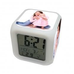 Orologio sveglia personalizzato