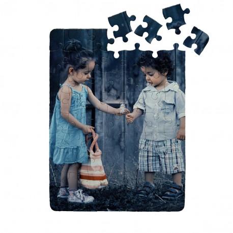 Puzzle magnetico personalizzato A5