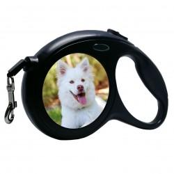 Guinzaglio avvolgibile personalizzato 8M per cani