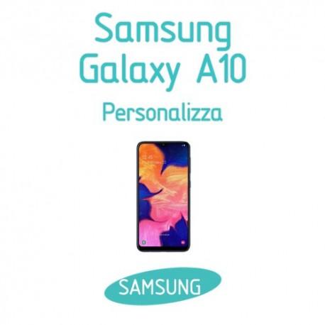 Cover Personalizzata per Samsung Galaxy A10