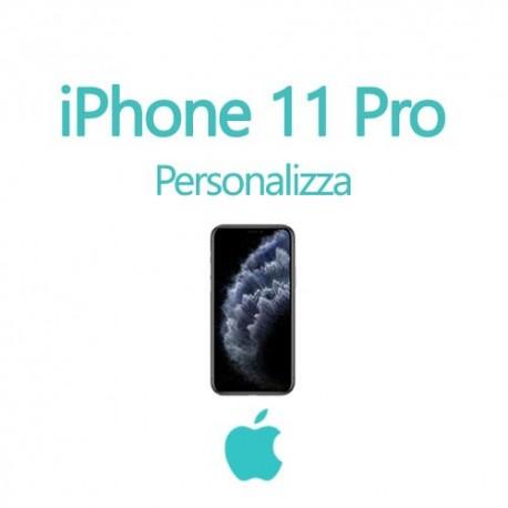 Cover Personalizzata per iPhone 11 Pro