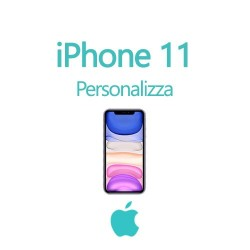 Cover Personalizzata per iPhone 11