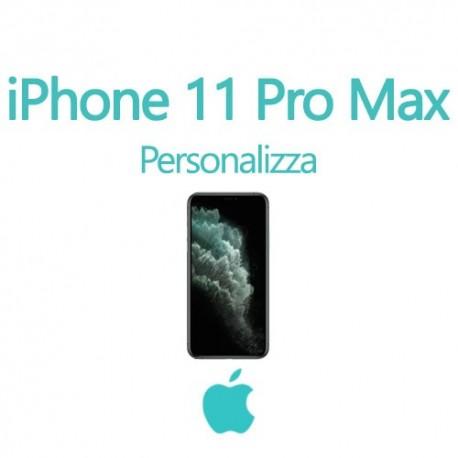 Cover Personalizzata per iPhone 11 Pro Max