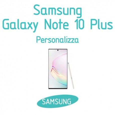 Cover Personalizzata per Samsung Galaxy Note 10 Plus