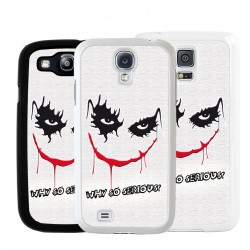 Cover per Samsung why so serious