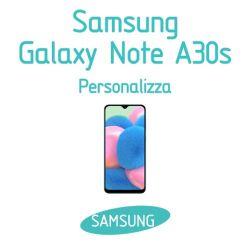 Cover Personalizzata per Samsung Galaxy A30s