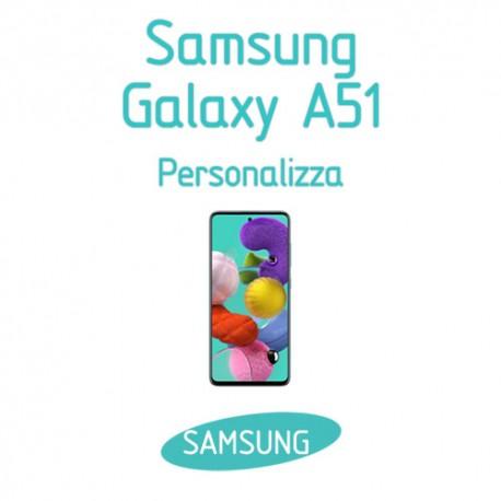Cover Personalizzata per Samsung Galaxy A51